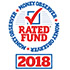 Money Observer - Rated fund 2018