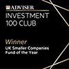 FT Adviser 100 Club Awards 2019