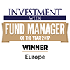 Investment Week Fund Manager of the Year Awards 2017 - Europe