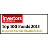 Investors Chronicle - Top 100 Funds 2015 - Liontrust Special Situations