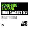 Portfolio Adviser Fund Awards 2020 Best ESG Fund 70x70