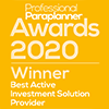 Professional Paraplanner Awards 2020
