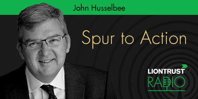Spurred into Action - John Husselbee