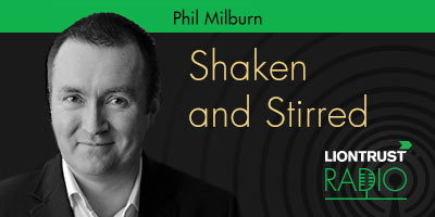 Shaken and Stirred - Phil Milburn