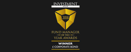 Liontrust Monthly Income Bond Fund - Investment Week Fund Manager of the Year Awards 2018 winner