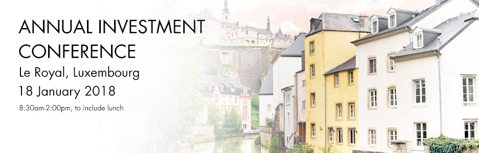 Liontrust Annual Investment conference - Luxembourg