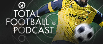 Community engagement and sponsorships - Total Football podcast
